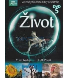 DVD Život 5.DVD (Life)