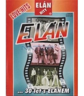 Elán - Love Hits ... 30 let s Elánem CD