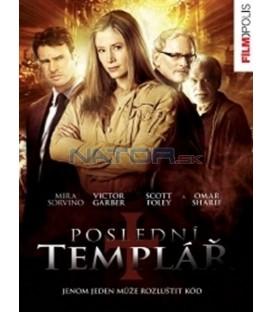 Poslední templář (The Last Templar) DVD