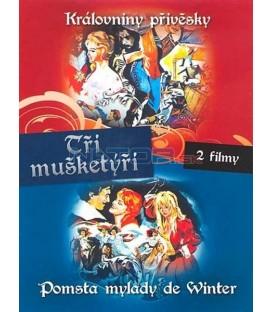 Tři mušketýři: Královniny přívěsky/Pomsta Milady de Winter