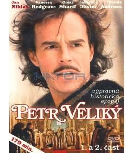 PETR VELIKÝ 1. A 2. ČÁST (Peter the Great)
