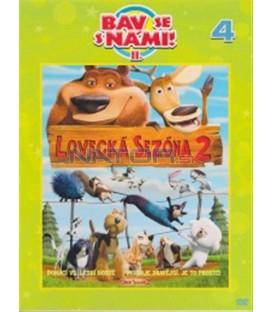 Lovecká sezóna 2 (Open Season 2) DVD