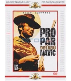 Pro pár dolarů navíc (For a Few Dollars More) DVD