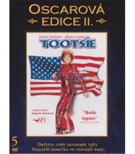 Tootsie - oscarová edice II DVD