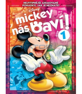 Mickey nás baví - disk 1 (Mickey Have a Laugh Vol 1)