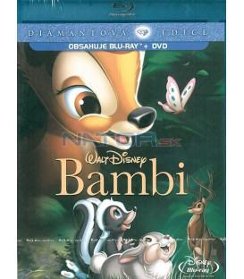 Bambi DE BD+DVD (Combo Pack)  (Bambi DE)