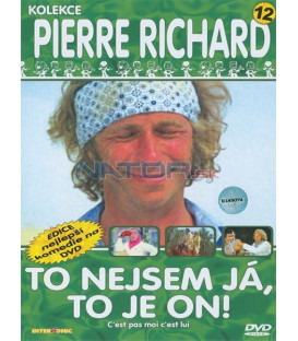 To Nejsem Já, To Je On (Cest pas moi, cest lui) DVD