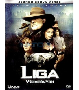 Liga výjimečných (The  League of Extraordinary Gentlemen) DVD