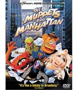 Muppets dobývají Manhattan (The Muppets Take Manhattan)