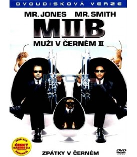 Muži v černém II 2 DVD (Men in Black 2)