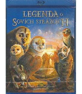 Legenda o sovích strážcích (Blu-ray) (Legend of the Guardians)