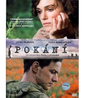 Pokání (Atonement) DVD