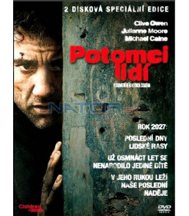 Potomci lidí 2 DVD (Children of Men)