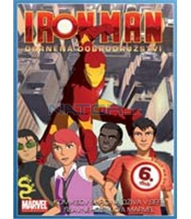 Iron Man – 6. DVD