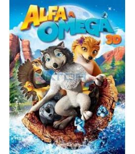 Alfa a Omega (Alpha and Omega) DVD