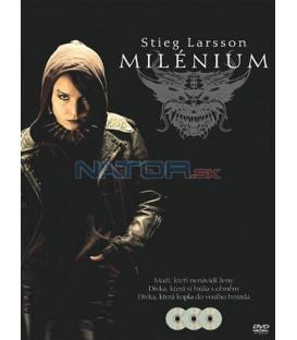 Kolekce: Milénium 3 DVD