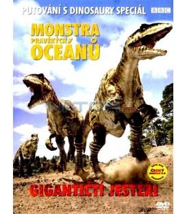 Putování s dinosaury Speciál Monstra pravěkých oceánů - Gigantičtí ještěři