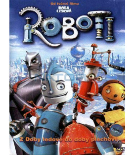 Roboti (Robots) DVD