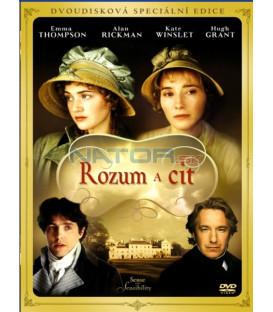 Rozum a cit-DLX - 2 DVD (Sense and Sensibility)