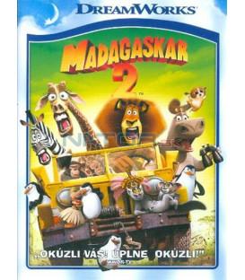 Madagaskar 2: Útěk do Afriky  (Madagascar: Escape 2 Africa) DVD