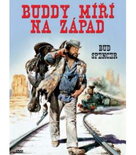 Buddy míří na Západ (Occhio alla penna) DVD