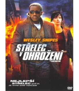 Střelec v ohrožení (The  Contractor) DVD