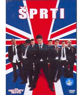 Šprti (The History Boys) DVD