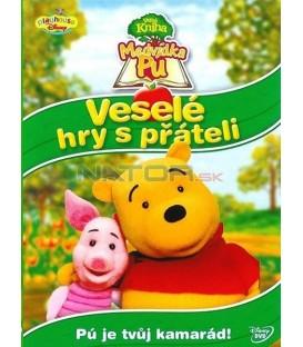 Medvedík Pu - Veselé Hry s Priateľmi (Book Of Pooh)
