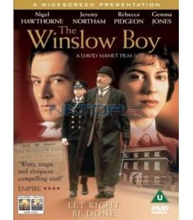Utajený případ (The Winslow Boy)