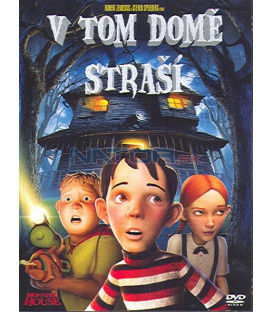 V tom domě straší (Monster House) DVD