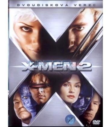 X-Men 2 2DVD