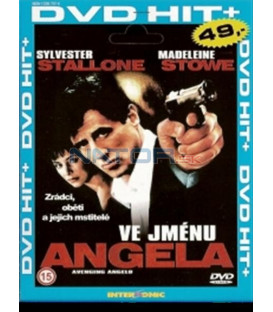 Ve Jménu Angela (Avenging Angelo) DVD