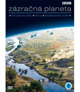Zázračná planeta 1 - Od pólu k pólu, Hory, Sladkovodní svět (Planet Earth)
