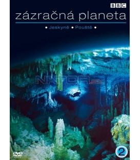 Zázračná planeta 2 - Jeskyně, Pouště (Planet Earth)