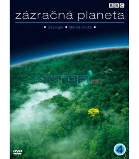 Zázračná planeta 4 - Džungle, Mělká moře (Planet Earth)