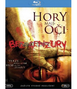 Hory mají oči Blu-ray (Hills Have Eyes, The )