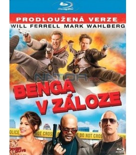Benga v záloze Blu-ray (Other Guys, The)