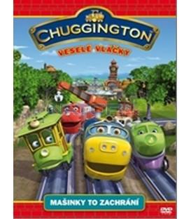 Chuggington - Veselé vláčky 6: Mašinky to zachrání (Chuggington)