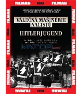 Válečná mašinérie nacistů Hitlerjugend– 5. DVD (The War Machines of WWII - The Nazis)