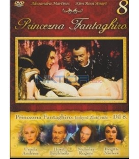 Princezna Fantaghiro: Jeskyně Zlatá růže - Díl 8. (Fantaghirò / The Cave of the Golden Rose)