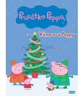 Prasátko Peppa 6 - Vánoce u Peppy (Peppa Pig) DVD