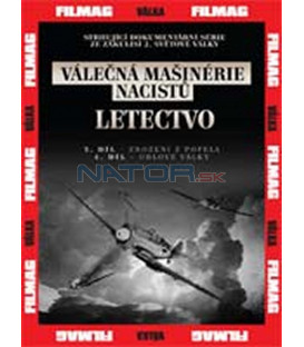 Válečná mašinérie nacistů Letectvo– 2. DVD (The War Machines of WWII - The Nazis)