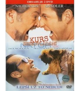 Jack Nicholson 2 DVD - Kurs sebeovládání, Lepší už to nebude