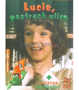 Lucie, postrach ulice / …a zase ta Lucie!-2DVD