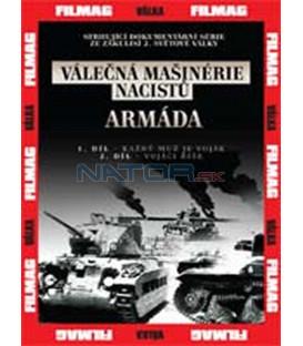 Válečná mašinérie nacistů Armáda– 1. DVD (The War Machines of WWII - The Nazis)
