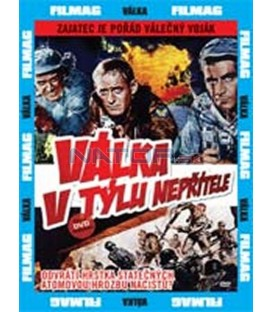 Válka v týlu nepřítele DVD (Rangers attaco ora X)