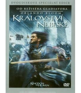 Království nebeské 2 DVD (Kingdom of Heaven)