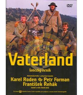 Vaterland - Lovecký deník DVD