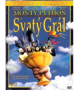 Monty Python a Svatý Grál U.E. 2 DVD (Monty Python and the Holy Grail)