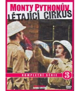 Monty Pythonův létajíci cirkus - série 3- 2 DVD (Monty Pythons Flying Circus)